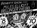 Benefit For Miles Elliot Bellinger Webb (Son of the late G. Matthew Bellinger)