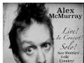 Alex McMurray: Free Early Show!