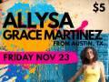 Jir Project * Allysa Grace Martinez * Liz Howdy * Liv the Artist & Sage Cornelius