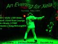 An evening for Xela with Off Orbit, Benjamin, Rat Bastard, Gold Dust Lounge, VLKV (Jackie Ransom), Humbert, FTMF, Rick Fantasies, Gregory McLaughlin, and more tba