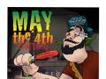 May the 4th be with you... SKAWARS! with Sensibles, Jacuzzi Fuzz, Spred the Dub, DJ Rudeboi Shuffle