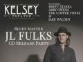JL Fulks CD Release Party