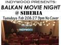 Indywood Presents: Balkan Movie Night: ALICE