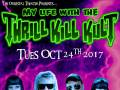 My Life With The Thrill Kill Kult w/Ritual Aesthetic and DJ Ajay Ritual
