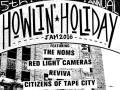 HOWLIN HOLIDAY JAM - REVIVA * RED LIGHT CAMERAS * THE NOMS