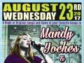 MANDY YOCHES AND THE HELL KNOWS