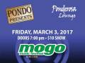 MOGO Music Festival at Ponderosa Lounge