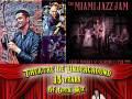 Miami Jazz Jam with Fernando Ulibarri & Theatre de Underground Open Mic with Rio Dios Mio! 9p/$5