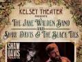 The Jake Walden Band - and - Shaw Davis & The Black Ties