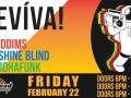Reviva * The Riddims * Moonshine Blind * BuddhaFunk