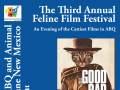 3rd Annual Feline Film Festival: The Good, The Bad & The Cuddly
