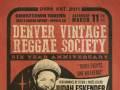 DENVER VINTAGE REGGAE SOCIETY 6 YEAR ANNIVERSARY