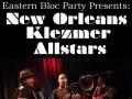 Eastern Bloc Party: Klezmer Allstars