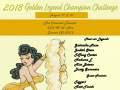 2018 Burlesque Golden Legends Champion Challenge