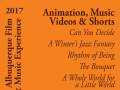 Annimation, Music Videos & Shorts