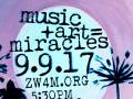 The 4th Annual Music+Art=Miracles