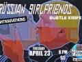 Russian Girlfriends * Nightmarathons * Subtle Knife