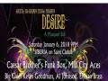 Societe Des Champs Elysee Presents: Desire (A Masked Ball) w/ Caeser Brother