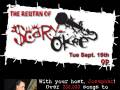 Scary-Okee with your host, Josepher! Over 200,000 Songs to choose from!