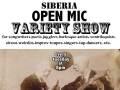 Siberia Lounge Open Mic Variety Show