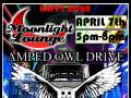 Owl Amp Drive * Note To Self * Michael Anthony Giudicissi  @ Moonlight Lounge