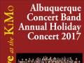 Albuquerque Concert Band Holiday Concert 2017