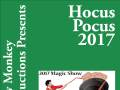 HOCUS POCUS Magic Show 2017