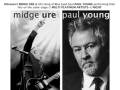 Midge Ure and Paul Young
