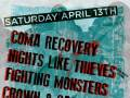 Coma Recovery * Nights Like Thieves * Fighting Monsters * Crown & Casket