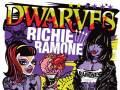 THE DWARVES   Richie Ramone   Pallbearers   Die Rotzz