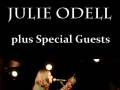 Julie Odell plus special guests