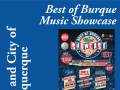 The Best of Burque Music Show Case 2017