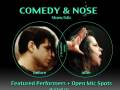Comedy & Noise Show/Mic hosted by Kat Toledo. 9p/No Cover!