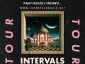 Intervals + Jason Richardson + Nick Johnston+ Night Verses +