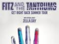 Fitz & The Tantrums * Zella Day