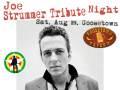 Joe Strummer Tribute Night