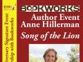 Author Event -  Anne Hillerman,  Song of the Lion