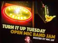 OPEN MIC BAND JAM hosted by Nic Jay