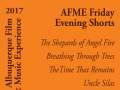 AFME Friday Evening Shorts