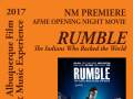 Rumble: The Indians Who Rocked The World (Canada 2016)