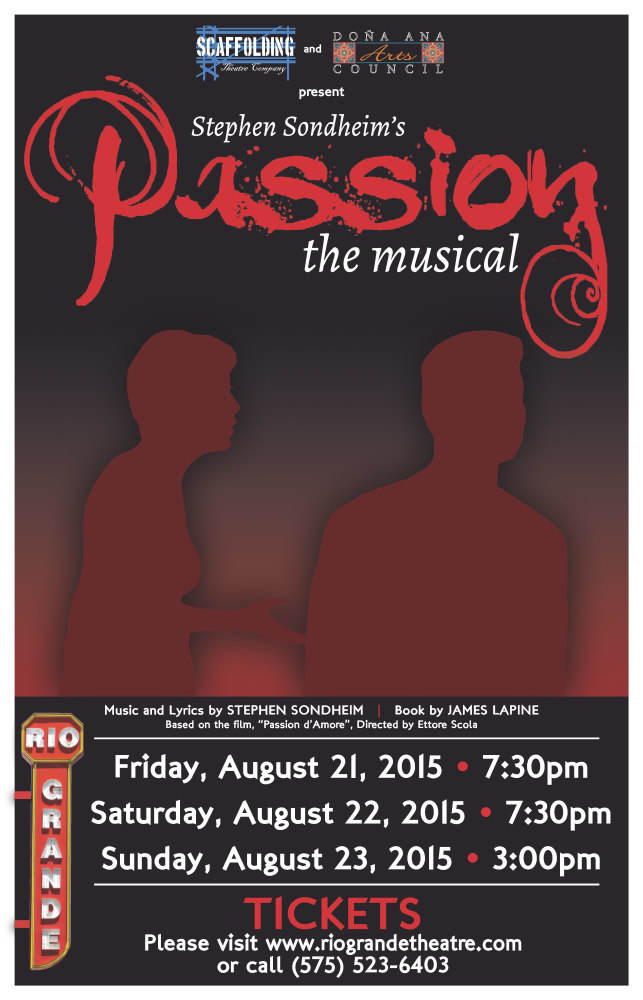PASSION - the musical
