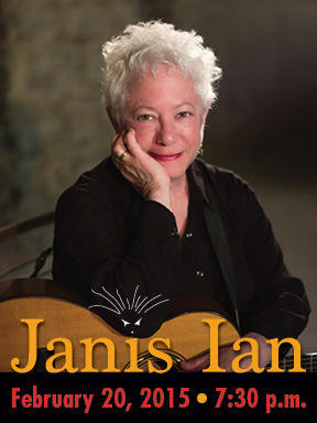 Janis Ian Live at the RGT!!