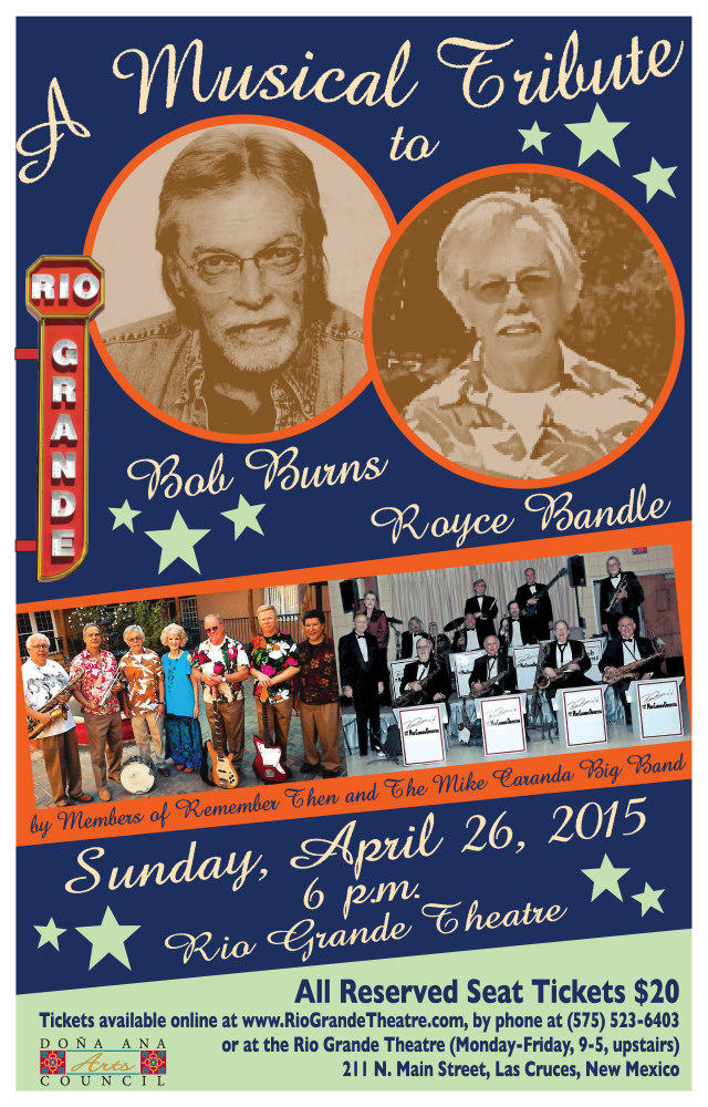 A Musical Tribute to Bob Burns and Royce Bandle