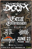 Impending Doom * The Great Commission * The Overseer * From Sacrifice To Survival * Unleash The Baboon