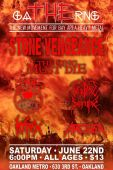 Stone Vengeance, Pain Clinic, Serpent & Seraph, The King Must Die,  Infex, Archea
