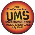 2013 Denver Post Underground Music Showcase