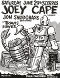Scorpios, Joey Cape (lagwagon), Jon Snodgrass (drag The River), Travis Hayes