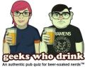Geeks Who Drink Pub Quiz!