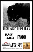 Black Maria * The Midnight Ghost Train (ks) * Fando