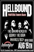Hellbound * The Ground Beneath * Against The Grain * Knucklez Deep